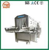 Высокое эффективное моющее машинаа клети плиты коробки корзины нержавеющей стали 304