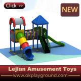 Смешная напольная пластичная спортивная площадка для парка детей (X1504-5)