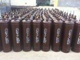 cilindros de gás de 4.5kg C2h2 (25L) com protetores da segurança