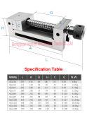 Pinzas planas de precisión, Máquinas herramienta para fresado de precisión tornillo de banco