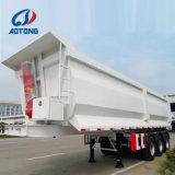 Sale를 위한 중국 Manufacture High Quality Flatbed Dump 또는 Tipping/Dumper Semi Trailer