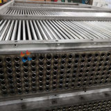 구리 Tube 및 Aluminum Heating Air Fin Tube Heat Exchanger