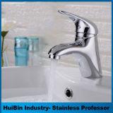 Messingc$wasser-einsparung einzelner Griff-Badezimmer-Hahn