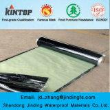 Starkes queres selbstklebendes Bitumen-Grün-wasserdichte Membrane