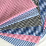 100%년 면 털실은 셔츠 의복 복장 침구를 위한 직물을 염색했다