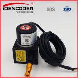 Adk A58L10外Dia. 58mm Shaflt 10mmの光学解像度IP54のインクレメンタル回転式エンコーダ