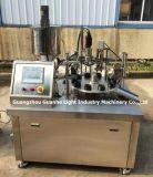 Tubo de llenado suave máquina de sellado de plástico y compuesto Tubos