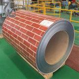 Катушка PPGI Ral 1024 Prepainted гальванизированная покрынная цветом стальная