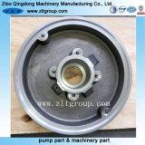 中国のステンレス鋼またはチタニウムのDurcoのマーク3ポンプカバー