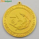 顧客デザインスポーツの金属メダル