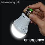 새로운 디자인 9W 재충전용 LED 긴급 전구
