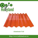 Bobina de alumínio de revestimento PE (ALC1102)