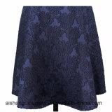 膝の長さの作業班のカクテルのAラインの服