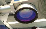 Marcatura del laser della fibra dell'incisione di marchio del metalloide e del metallo