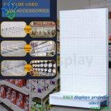 Gute Qualitätsmetallgelochte Loch-Supermarkt-Bildschirmanzeige-Regal-Regale (VMS903)