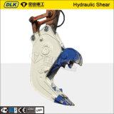 18-24 tonelada Pulveriser hidráulico montado máquina escavadora, concreto reforçado Pulverisers de PC200 PC220