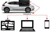 Corrente de curto carros Tk103AB GSM, GPRS Rastreador GPS SMS com rastreamento gratuito na Web