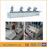 Máquina de solda CNC de quatro cabeças para perfil de PVC