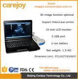 Cer anerkannter LCD 10.4 Zoll-Laptop-Ultraschall-Maschine mit Batterie