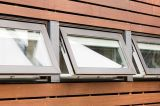 Casement pendurado superior Windows
