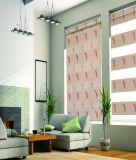 Для использования внутри помещений Декоративное стекло ткань Honeycomb шторки слепых