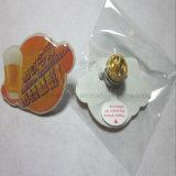 Ilumina la solapa del botón Pin del imán con el logotipo impreso (3161)