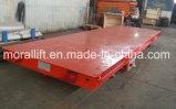 セリウムとの産業使用のための容易な作動させた電気トレーラーのトロッコ