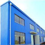 Peso de la estructura de acero de alta teniendo taller