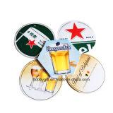Promoción Coaster de papel / colchoneta para la Copa