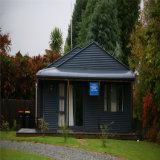Casa pré-fabricada compo com o painel de aço claro de Structure&Sandwich