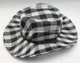 Promoción de la paja de papel rígido sombreros vaqueros (CPA_11034)