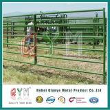 Galvanisierte Hürde-Yard-Panels und Gatter-heißes eingetauchtes Vieh-Panel
