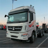 Benz van het noorden/Beiben V3 de Nieuwe Vrachtwagen van de Tractor van de Cabine 420HP