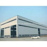 Almacén prefabricado chino confeccionado de la casa del bajo costo
