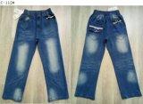 As crianças, moda jeans Kids jeans, menino jeans, Jeans da menina, 150000PCS em mãos.