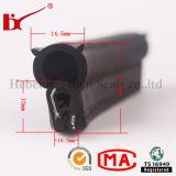 Selos de borracha EPDM da porta aprovada de Ts16949, selo de porta da tira de borracha