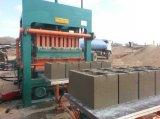 Semi автоматическая гидровлическая конкретная полая машина блока Qt5-20 в Африке