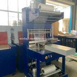 Wd-250A semi--Machine automatique de pellicule d'emballage de PE de rétrécissement pour la bouteille