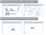 Whiteboard interattivo infrarosso 87 pollici con l'alta qualità ed il prezzo basso