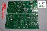PWB elétrico das camadas dobro de placa de circuito do PWB