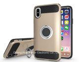 Ring-Telefon-Kasten mit Auto-Magneten für GPS für Iphonex