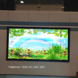 P1.9 Panel de visualización de LED a todo color de interior con controlador Nova