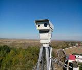 HD lange Reichweite IR PTZ Nightvision Laser-Infrarot-Überwachungskamera