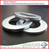 Arandela de acero al carbono venta por tonelada de Zinc de diámetro interior de diámetro exterior espesor
