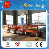 Export-Qualitätsniedriger Preis-gewölbtes Dach-Blatt, das Maschine herstellt