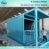 Подгонянный контейнер дома контейнера конструкции для гостиницы
