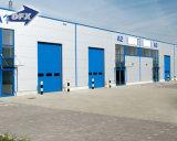 中国の製造業者の倉庫の構造、風抵抗力がある大きスパンの鉄骨構造の倉庫