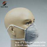 Респиратор от пыли стороны угля загрязнения N95 4ply анти- Non сплетенный дышая