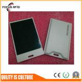 Microplaqueta dupla NXP MIFARE 1K e cartão ativo de RFID para o comparecimento e o controle do tempo