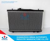 Fabricación del radiador del coche para los espectros 2004-2009 de Hyundai Mt, radiador plástico del tanque de la base de aluminio de la eficacia alta